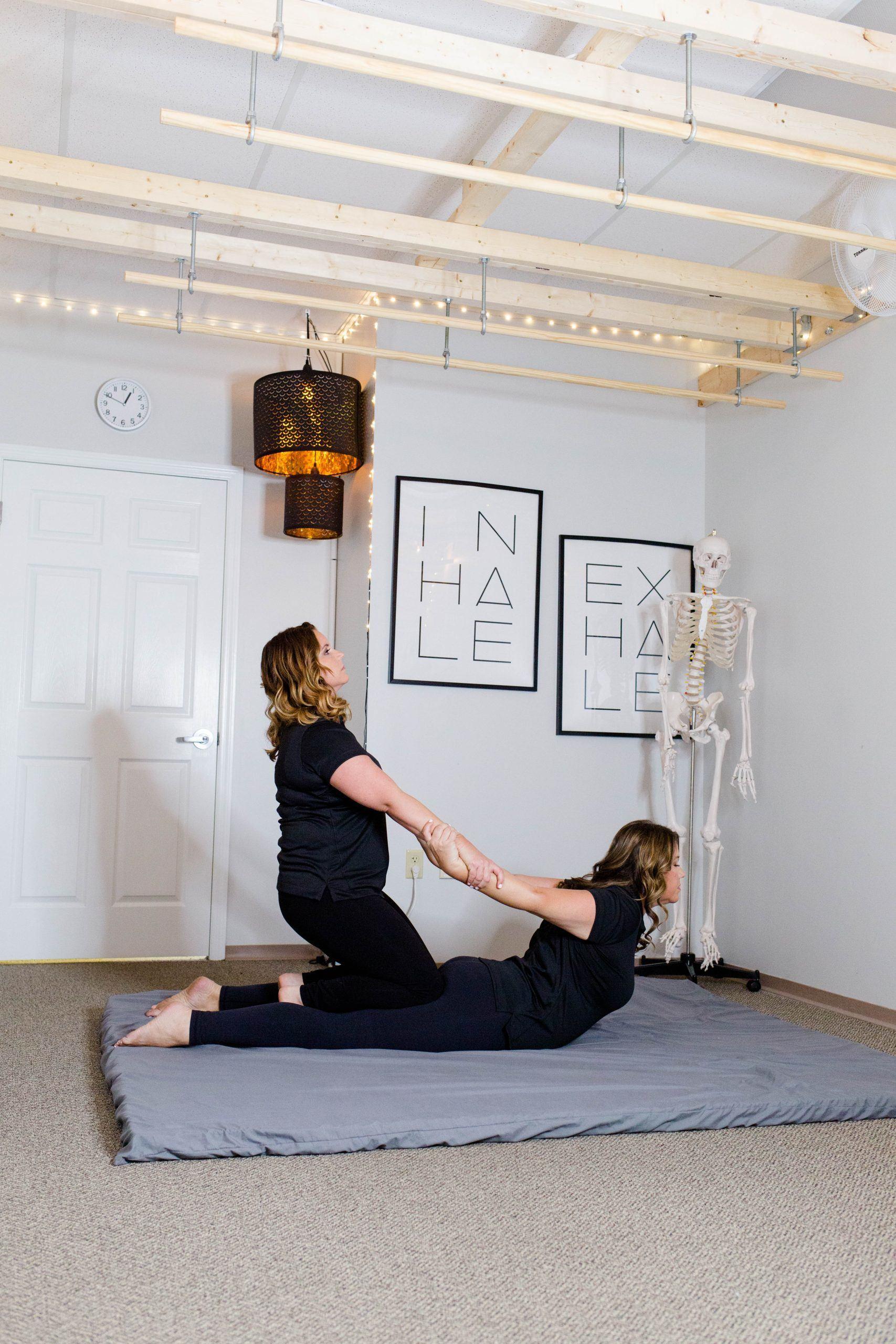 Thai Yoga Massage | The Elm Massage + Bodywork
